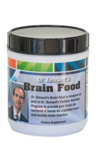 Dr. Tennant's Brain Food