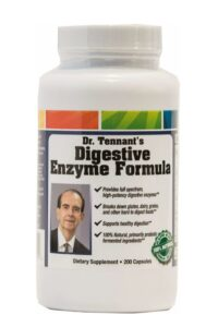 Dr. Tennant's Digestive Enzyme Formula